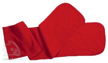 Шарф «Мontana», красный