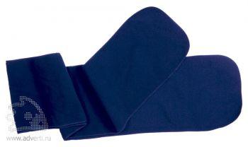 Шарф «Мontana», синий