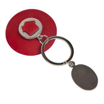 Брелок «Halman», красный
