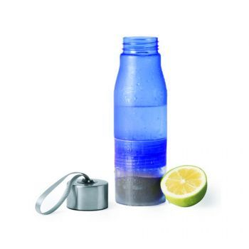 Бутылка «Selmy», синяя, в открытом виде