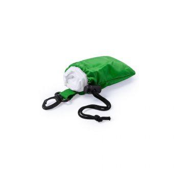 Дождевик в чехле «Domin», зелёный