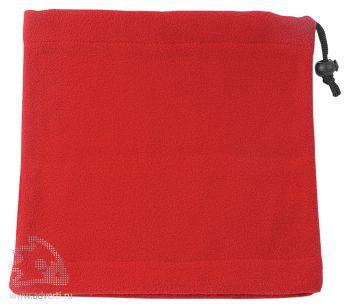 Шапка-шарф с утяжкой «Articos», красная