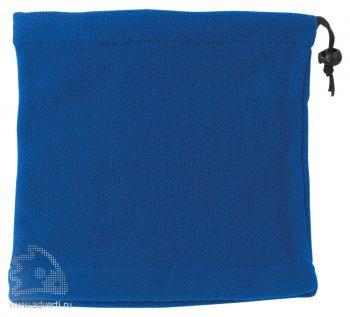 Шапка-шарф с утяжкой «Articos», синяя
