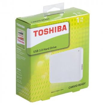 Внешний диск Toshiba Ready, коробка