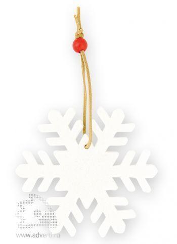 Украшение на елку «Снежинка»