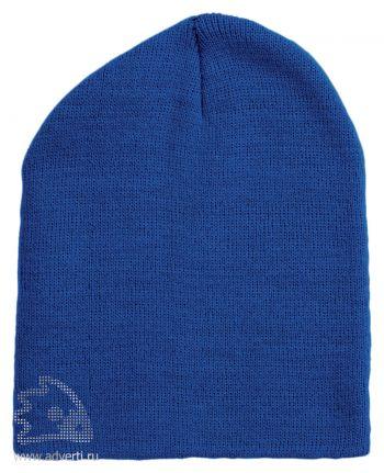 Шапка «Спорти», синяя