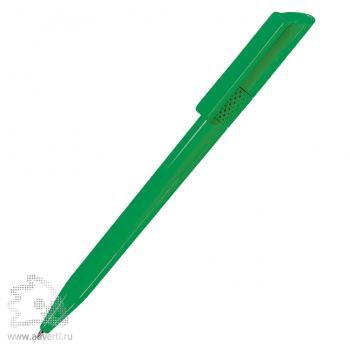 Шариковая ручка «Twisty» Lecce Pen, ярко-зеленая