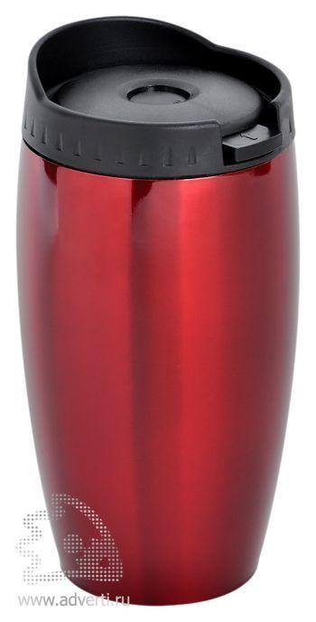 Дорожный стакан «Дакар», красный