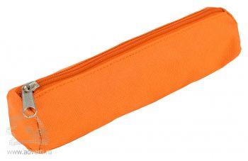 Пенал, оранжевый