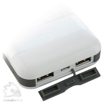 Универсальный внешний аккумулятор «Thunder Power» 9000 mAh, USB-порт