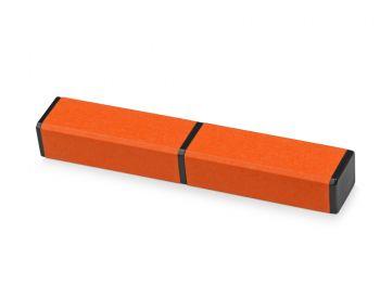 Футляр для ручки «Quattro», оранжевый