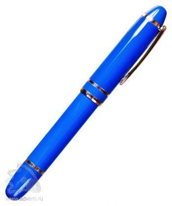 Флешка-ручка, синяя