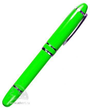 Флешка-ручка, зеленая