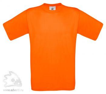 Футболка «Exact 150», мужская, оранжевая