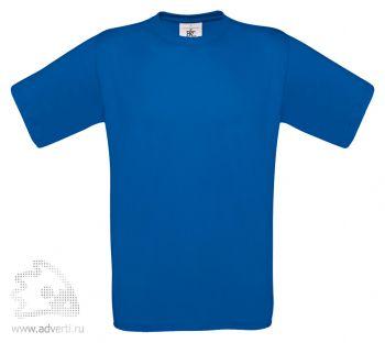 Футболка «Exact 150», мужская, синяя