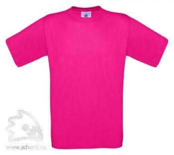 Футболка «Exact 150», мужская, розовая
