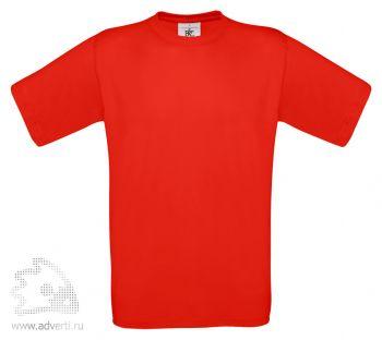 Футболка «Exact 150», мужская, красная