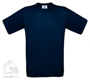 Футболка «Exact 150», мужская, темно-синяя