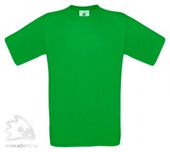 Футболка «Exact 150», мужская, зеленая