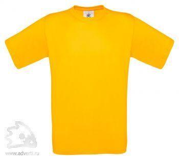 Футболка «Exact 150», мужская, желтая