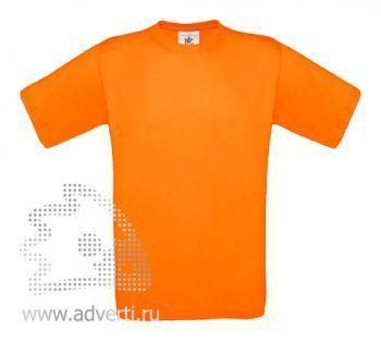 Футболка «Exact 190», мужская, оранжевая