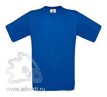Футболка «Exact 190», мужская, синяя