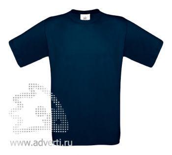 Футболка «Exact 190», мужская, темно-синий