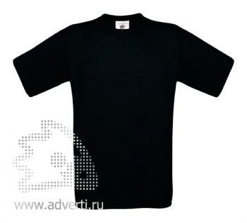Футболка «Exact 190», мужская, черная
