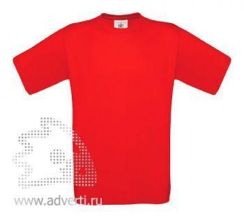 Футболка «Exact 190», мужская, красная