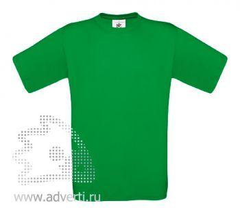 Футболка «Exact 190», мужская, зеленая
