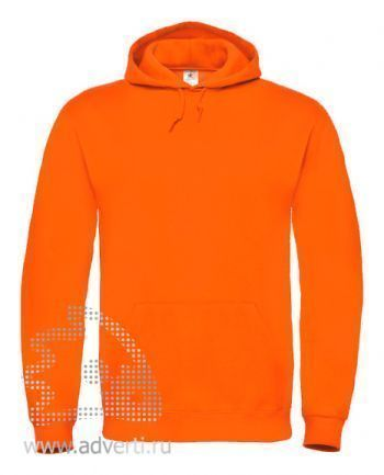 Толстовка «ID.003», унисекс, оранжевая