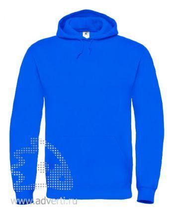 Толстовка «ID.003», унисекс, синяя