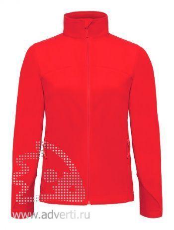 Куртка флисовая «Coolstar/women», женская, красная