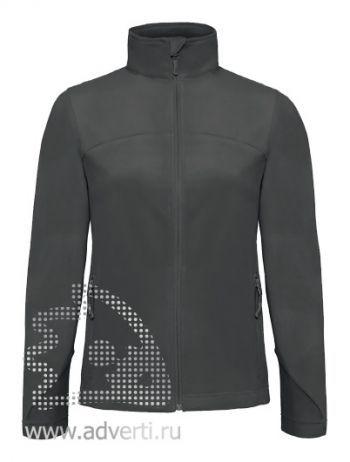 Куртка флисовая «Coolstar/women», женская, темно-синяя