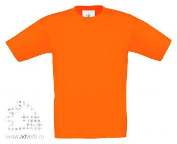 Футболка «Exact 150/kids», детская, оранжевая