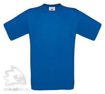 Футболка «Exact 150/kids», детская, синяя