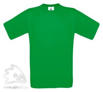 Футболка «Exact 150/kids», детская, зеленая