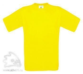 Футболка «Exact 150/kids», детская, желтая