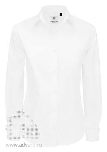 Рубашка «Heritage LSL/women», женская, белая