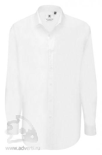 Рубашка «Heritage LSL/men», мужская, белая