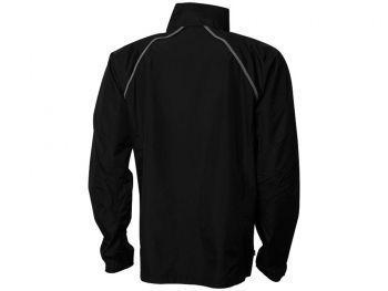 Куртка «Egmont», мужская, черная, сзади