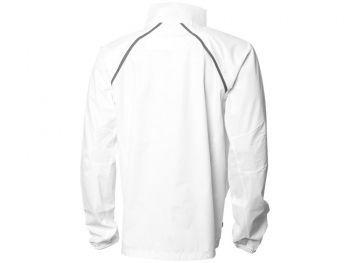 Куртка «Egmont», мужская, белая, сзади