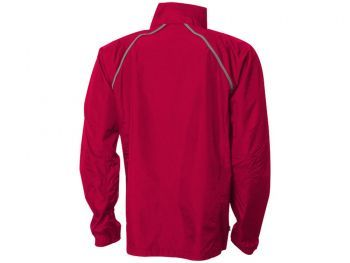 Куртка «Egmont», мужская, красная, сзади