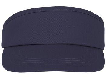 Козырек «Hera», темно-синий, спереди