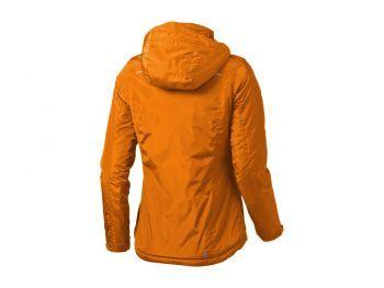 Куртка «Smithers», женская, оранжевая, сзади