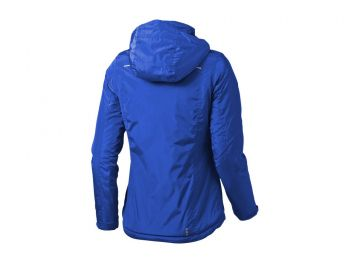 Куртка «Smithers», женская, синяя, сзади