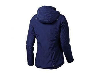 Куртка «Smithers», женская, темно-синяя, сзади