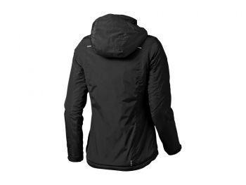 Куртка «Smithers», женская, черная, сзади