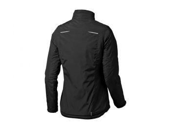 Куртка «Smithers», женская, черная, сзади без капюшона