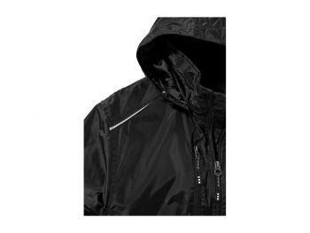 Куртка «Smithers», женская, черная, грудь с частью капюшона